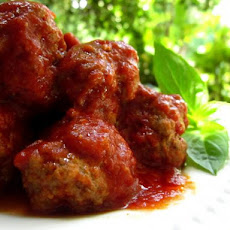 Stuffed Peppers Style Meatballs