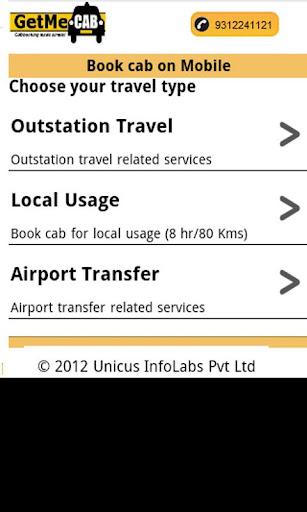 【免費交通運輸App】GetMeCab-APP點子