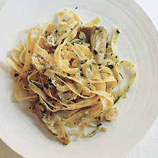 Fettuccine with Artichokes