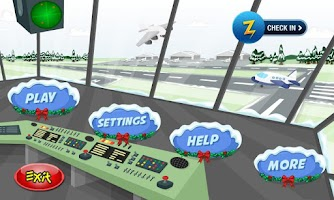 Screenshot of Control Air Flight-Jet Parking