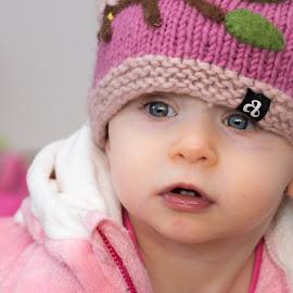 Bella by Joannie Blondeau - Babies & Children Babies ( girls, blue, baby, eye,  )