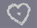 Thumbnail of the map 'Corny Love'