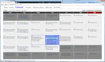 Screenshot of VCOrganizer Lite