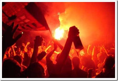 Sports Rioting
