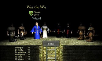 Screenshot of WazHack