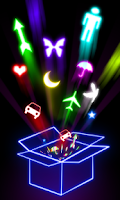 Screenshot of Glow Draw