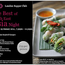 Best of South East Asia by Chef Norman Musa