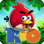 Game Angry Birds Rio APK for smart watch
