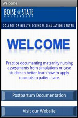 Postpartum Nursing Document