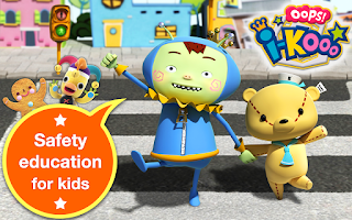 Screenshot of Oops i-Kooo1:Safety Education
