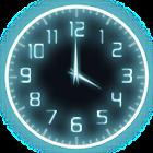 Glow Legacy Clock Widget icon