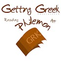 Getting Greek Reading Philemon