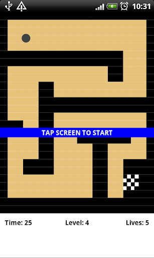 cogiloo-labyrinth for android screenshot