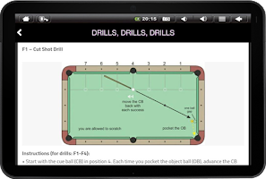 Screenshot of Go Play Pool -Pool Hall Finder