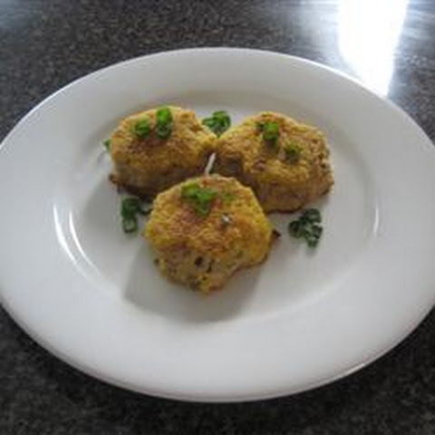 Baked Tuna 'Crab' Cakes