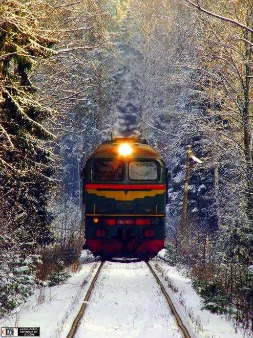 Fotos fascinantes de Trens