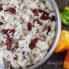 Jamaican Red Beans and Rice