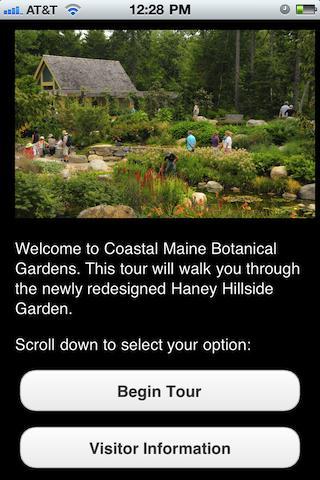【免費教育App】Coastal Maine Botanical Garden-APP點子