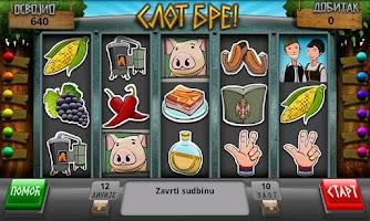 Screenshot of Slot bre