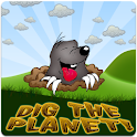 Dig Planet! Panorama Viewer icon