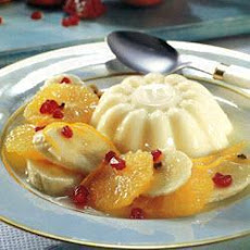 Persian Almond-milk Jelly