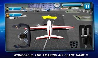 Screenshot of Airport Plane Parking