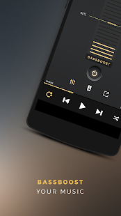 Equalizer music player booster- screenshot thumbnail