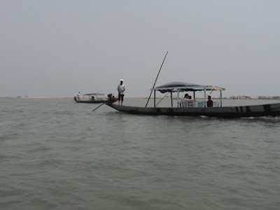 Meandering through the Brackish Backwaters of Chilika