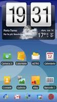 Screenshot of ADWTheme Old Nokia Style