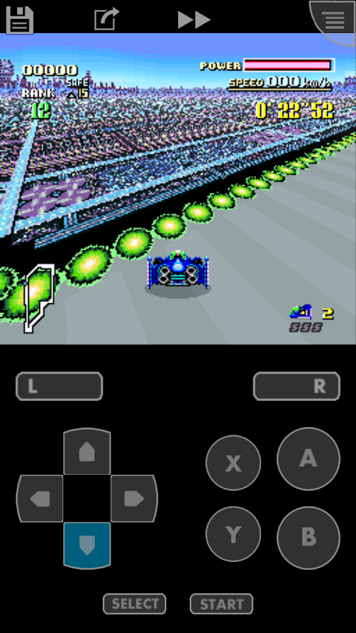 John SNES - SNES Emulator Screenshot 0