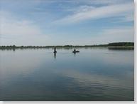 Називається Новомосорський став. Новомосорське водосховище. Риболовля на Волині