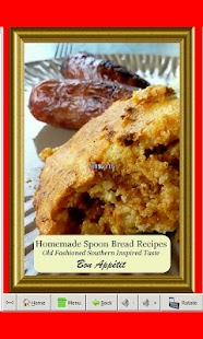 Homemade Spoon Bread Recipes - screenshot
