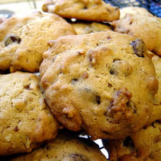 Chocolate-Chunk and Pecan Cookies