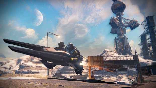 Destiny will require a 40GB install on the PS4