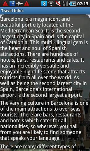 玩旅遊App|巴塞羅那旅遊指南免費|APP試玩