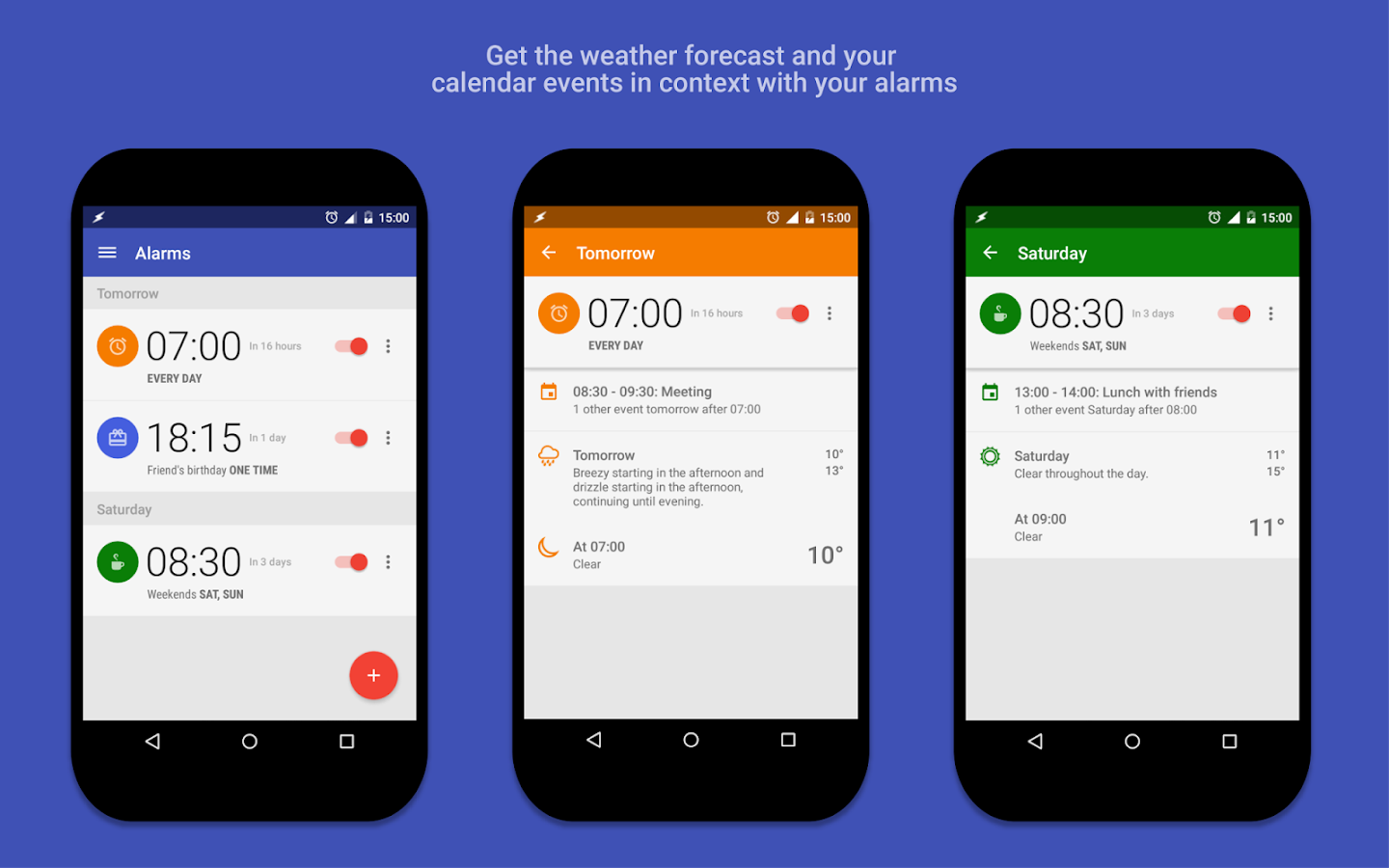 AlarmPad - Alarm clock PRO Screenshot 8