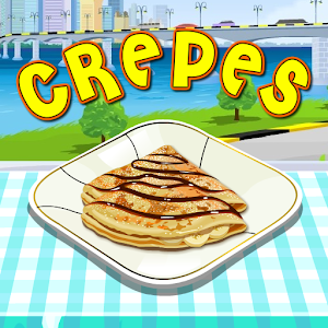 Crepes Cooking