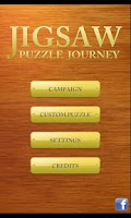 Screenshot of Jigsaw Puzzles Journey Game