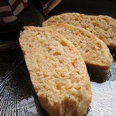 Diabetic Lemon Biscotti