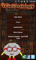 Screenshot of Triviaology - Trivia Quiz Game