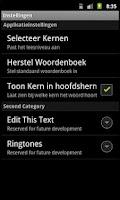 Screenshot of Flitswoorden - Leren Lezen