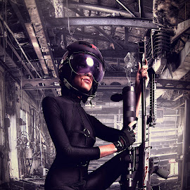 snipers 1 by Fidi Elsavano - Digital Art People