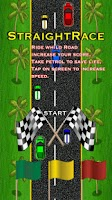 Screenshot of Straight Race