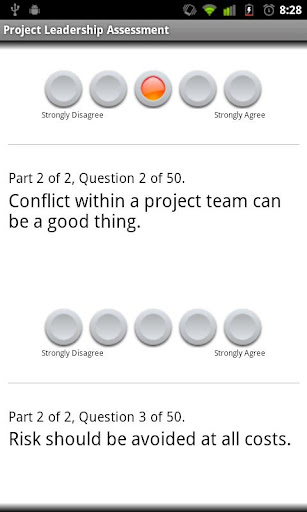 Project Leadership Assessment