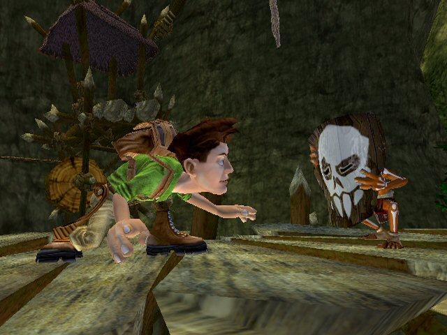 X03: Pitfall Harry
