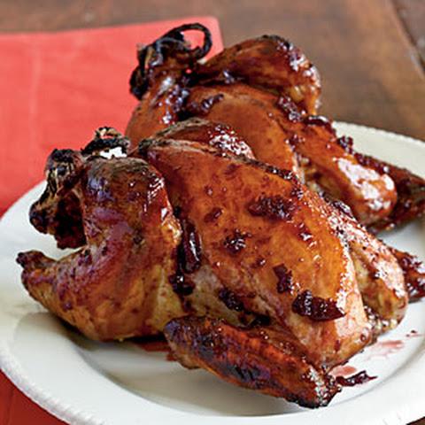 Balsamic Glazed Cornish Hens Recipes | Yummly