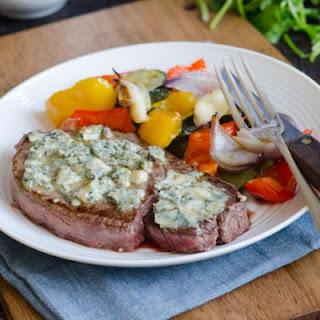 Blue Cheese Crumb Crust Steak Recipes