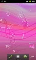 Screenshot of Melody Pro Live Wallpaper