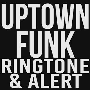 Cover art Uptown Funk Ringtone and Alert