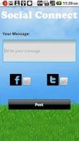 Screenshot of Social Connect